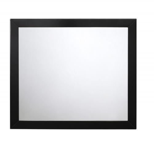 Ulrik Mirror - Black