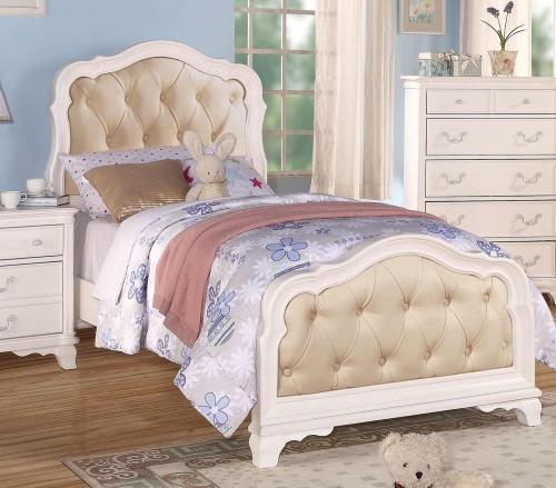 Ira Bed - White