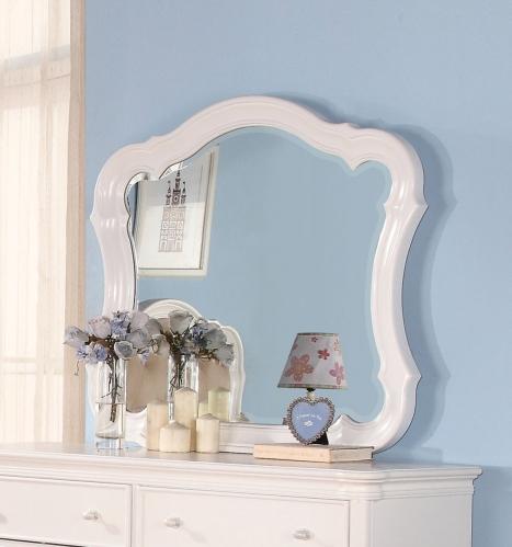 Ira Mirror - White