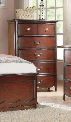 Cecilie Chest - Cherry