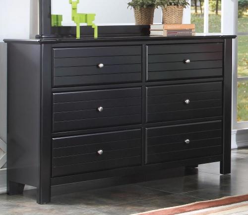 Mallowsea Dresser - Black