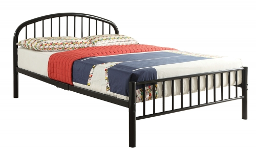 Cailyn Bed - Black