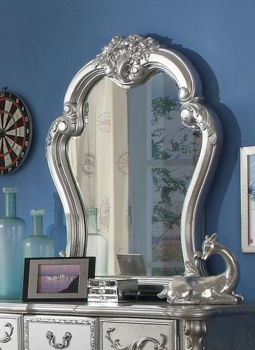 Dresden Mirror - Silver