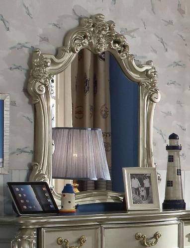 Vendome II Mirror - Champagne