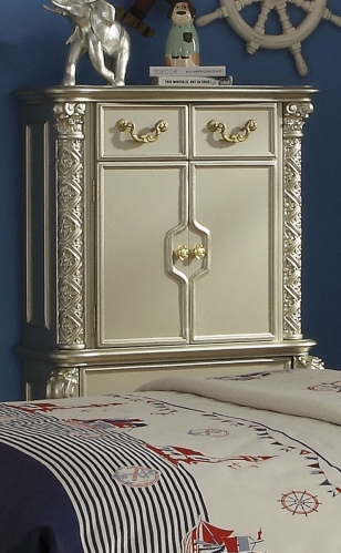 Vendome II Chest - Champagne