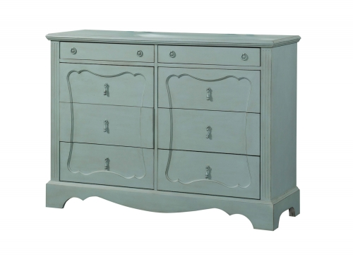 Morre Dresser - Antique Teal