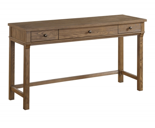 Inverness Desk - Reclaimed Oak
