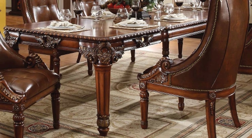 Winfred Dining Table - Cherry