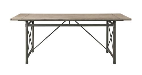 Kaelyn II Dining Table - Gray Oak/Sandy Gray