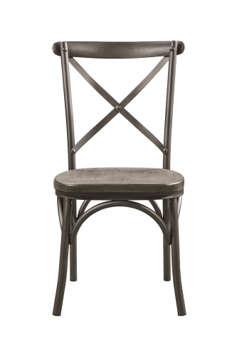 Kaelyn II Side Chair - Gray Oak/Sandy Gray