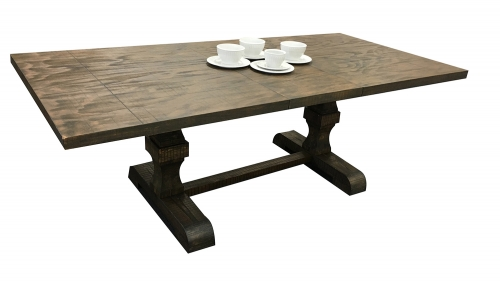 Landon Dining Table - Salvage Brown