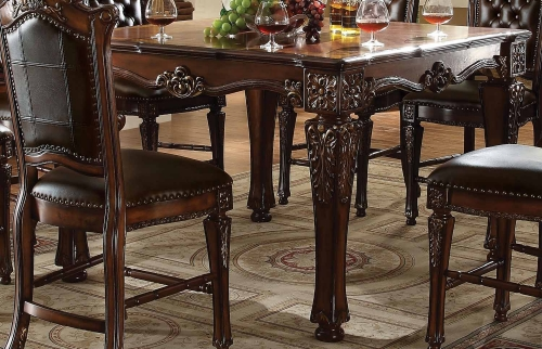 Acme Vendome Counter Height Table - Cherry