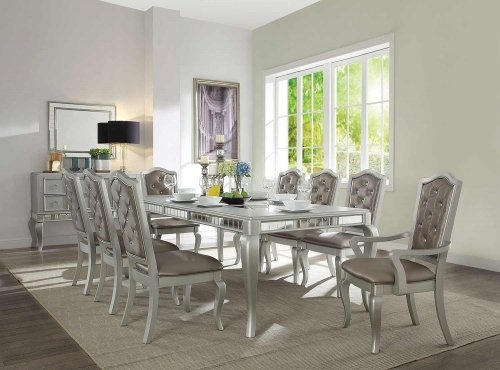 Francesca Dining Set - Champagne