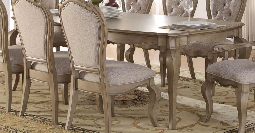 Acme Chelmsford Dining Table - Antique Taupe