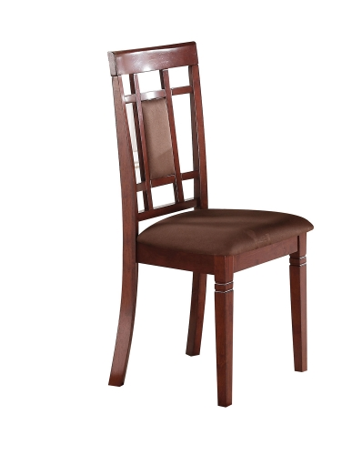 Sonata Side Chair - Cherry/Chocolate Mfb