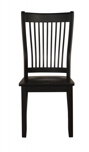 Renske Side Chair - Black