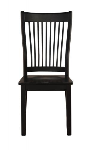 Renske Side Chair - Black