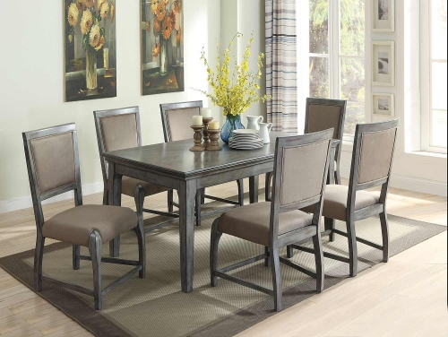 Freira Dining Set - Antique Gray