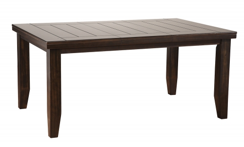 Urbana Dining Table - Espresso