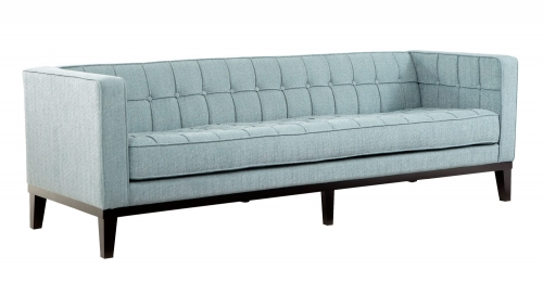 Roxbury Sofa Set - Spa Blue