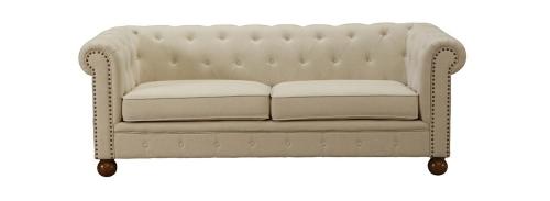 Winston Sofa Linen - Beige