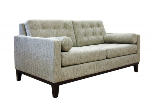 Centennial Loveseat - Ash Fabric