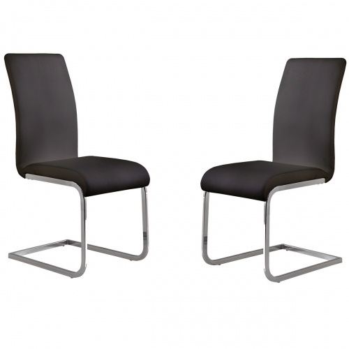 Amanda Black Side Chair