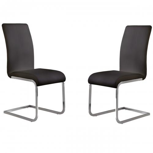 Amanda Black Side Chair