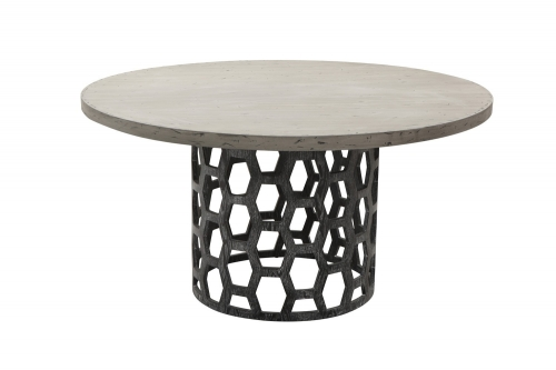 Centennial Dining Table - Gray