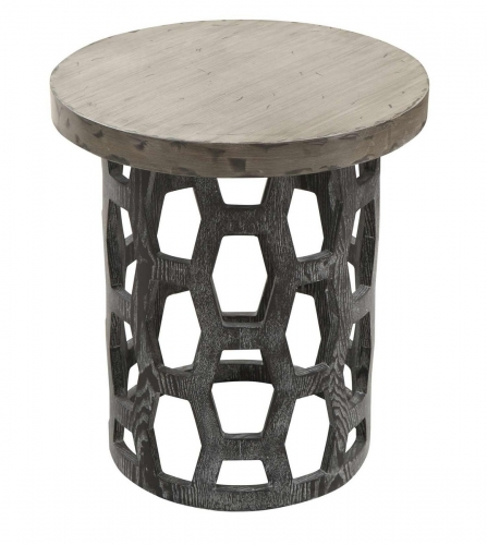 Centennial End Table - Gray