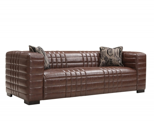 Maxton Sofa Set - Brown