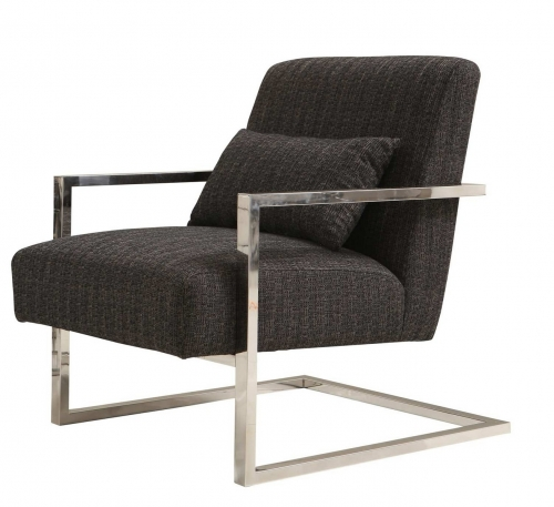 Skyline Accent Chair - Charcoal