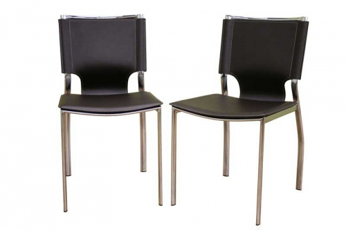 ALC-1083 Brown Dining Chair