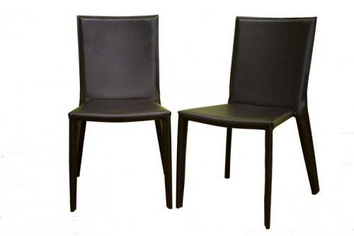 Semele Brown Dining Chair