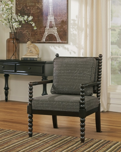 Milari Accent Chair - Linen