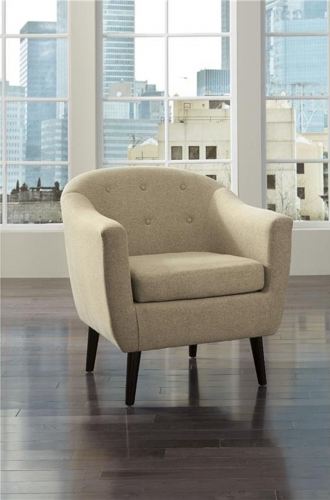 Klorey Accent Chair - Khaki