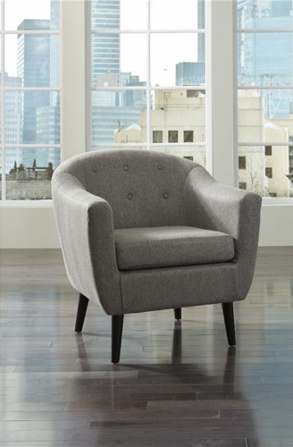 Klorey Accent Chair - Charcoal