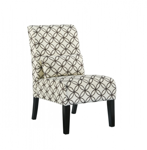 Annora Accent Chair - Brown
