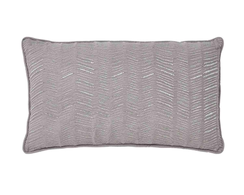 Canton Pillow - Set of 4 - Gray
