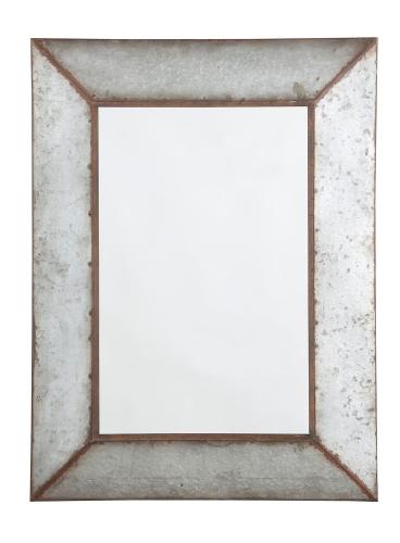 O'Tallay Accent Mirror - Antique Gray