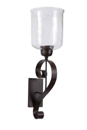 Ogilhinn Wall Sconce - Brown