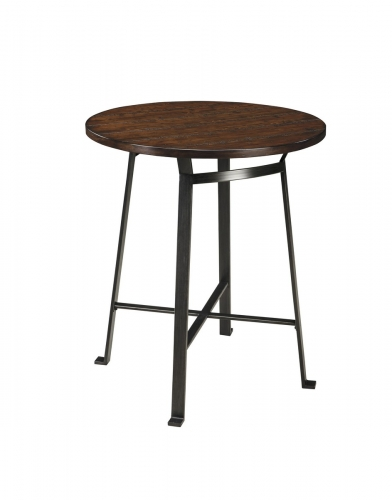 Challiman Round Dining Counter Table