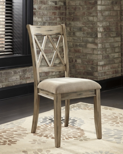Mestler Dining Upholstered Side Chair