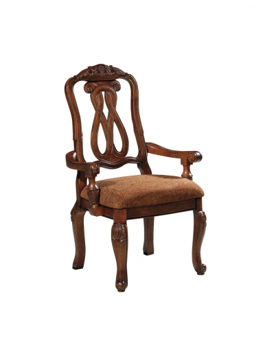 North Shore Dining Upholstered Arm Chair