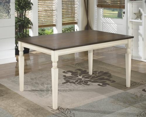 Whitesburg Rectangular Dining Room Table