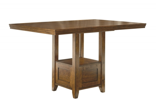 Ralene Rectangular Dining Counter Ext Table