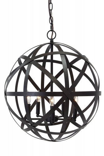 Cade Metal Pendant Light