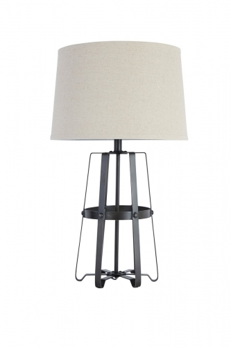Samiya Metal Table Lamp