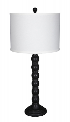 Shellany Poly Table Lamp