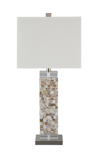 Tabira Shell Table Lamp